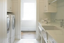 Laundry Rooms / by RachelGrace
