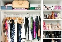 Dream Closets / by RachelGrace