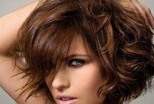 Hairstyles / by Miki Bennett