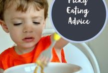 Picky Eating Advice / Best nutrition/health tips and healthy recipes for kids - especially the picky eaters in your life!