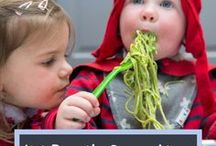 Kid-Friendly Recipes / Food that your kid will actually eat! Kid-friendly recipes for breakfast, lunch, dinner, dessert, and even snacks!