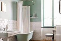 Home | bathrooms / by Paula Hats
