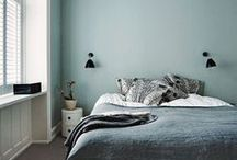 Home | bedrooms / by Paula Hats