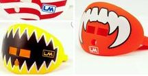 Nationsbest Mouthguards / Nationsbest Football has 2016 Loudmouthguards : We have both the Vampire Fangs or Shark Teeth. Choose from multiple colors. Order for your team today: http://www.nationsbestfootball.com/order/loudmouthguards/