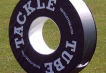 """Nationsbest Tackle Tube / #Nationsbest Football has the TACKLE TUBE in our store!  The TACKLE TUBE is a great tool for teaching players """"Rugby-Style Tackling""""."""