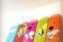 DALEK Skateboard Decks