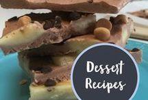 Dessert Recipes / Delicious dessert recipe ideas.