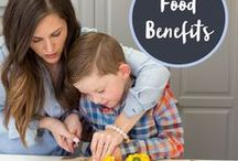 Food Benefits / Discover how beneficial nutritious foods can be!