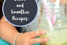 Juices & Smoothies / Delicious and nutritious juice and smoothie recipes!