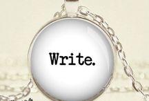 Writer Jewelry