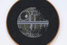 Cross Stitch Patters (Star Wars)