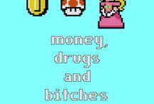 Cross Stitch Patterns (Nintendo)