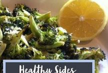 Healthy Sides / Healthy, delicious side dish recipes.