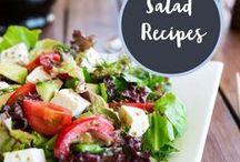 Salad Recipes / Delicious and nutritious salad recipes.