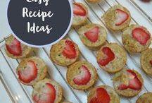 Easy Recipe Ideas / Easy, healthy recipe ideas.