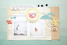 Inspiring Scrapbook Layouts / Inspiring Scrapbook Layouts / by Melissa Ross