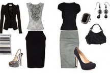 Style! Style! Style! / From clothes to shoes and accessories!!!  Looks from head to toe!! / by Samantha Riva-Hill