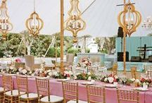 Reception Inspiration / Seriously gorgeous wedding reception photos. / by The Knot