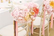 Pink Wedding Ideas / by The Knot