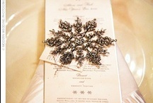 Winter Wedding Ideas / by The Knot