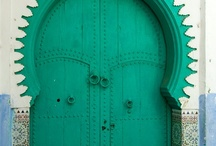 Architecture | Doors / by Ania