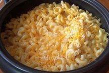 Crockpot Recipes and Casseroles