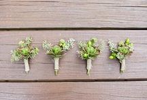 Boutonnieres / by The Knot