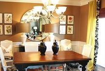 Dining Room Ideas / by Lil Sara