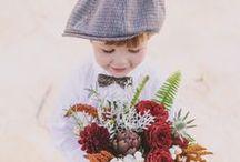 Cuteness + Flowers