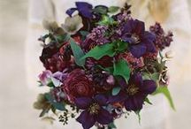 bouquet / Flowers are a natural necessity to any wedding but similar stunning looks can be achieved with grasses, herbs, ferns, moss and potted plants. A sometimes greener alternative :)