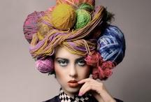 Knitting fiber  / by Laura Moody