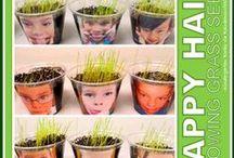 Barnehage * Barnehagen * Barn * Kindergarten * Kiddos * Kids * / Creative Crafts Kid crafts Håndtverk Hobby  Crafts