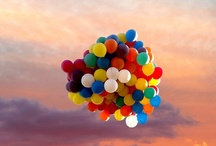 Balloons / by Trula Lewis-Hummerick