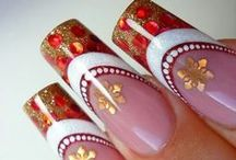 Nails - Christmas / by Arlene Friesen