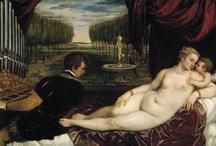 Venus del Prado / Así representan la figura de Venus algunos de los artistas presentes en el Museo