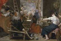 Los trabajos de las mujeres / En este tablero se pretende sacar a la luz los trabajos compartidos y específicos de las mujeres a través de las obras del Museo y poner de relevancia su valor social y cultural