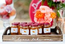 Wedding Favors / Because a wedding wouldn't be complete without wedding favors