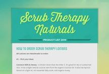 Scrub Therapy Naturals / by Courtney Berisoff-Thompson