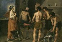 Apolo en el Prado / Apolo a través de las obras del Museo