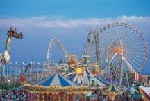 Carnivals, Fairs & Amusement Parks / by Trula Lewis-Hummerick