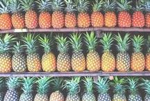 Inspiration | Pineapples! / by Ania