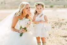 Flower Girl Dresses / by The Knot