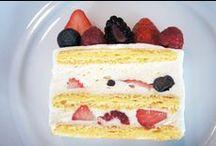 WEDDING - Cake / フレーバーだけでなく、見た目にもこだわった世界にひとつだけのオリジナルウェディングケーキのご提案です。
