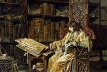 Libros en el Prado / Para celebrar el Día Internacional del Libro mostramos algunas obras de la colección en las que los libros tienen un papel destacado