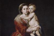 Día de la Madre / Celebramos el día de la Madre con algunas obras de la colección del Museo que recogen el tema de la maternidad