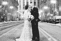 WEDDING - Winter Inspiration / 「冬」のウェディングアイデアをご紹介します。