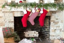 Home For The Holidays / Staying home for the holidays? Check out these holiday decorating ideas to make your home as magical as this time of year.