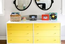 Boys Room Decor Ideas / Bedroom design ideas for boys - enjoy a room that is comfortable and an expression of their personalities.
