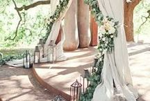 Wedding Decor Ideas / To have and to hold, to love and to cherish - check out these gorgeous decor ideas for your big day.