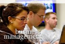 Business Management Majors /   We want you to succeed! Here is some valuable information we can share with you. Information on requirements for your area of study and Career advice. / by Curry College Center for Career Development